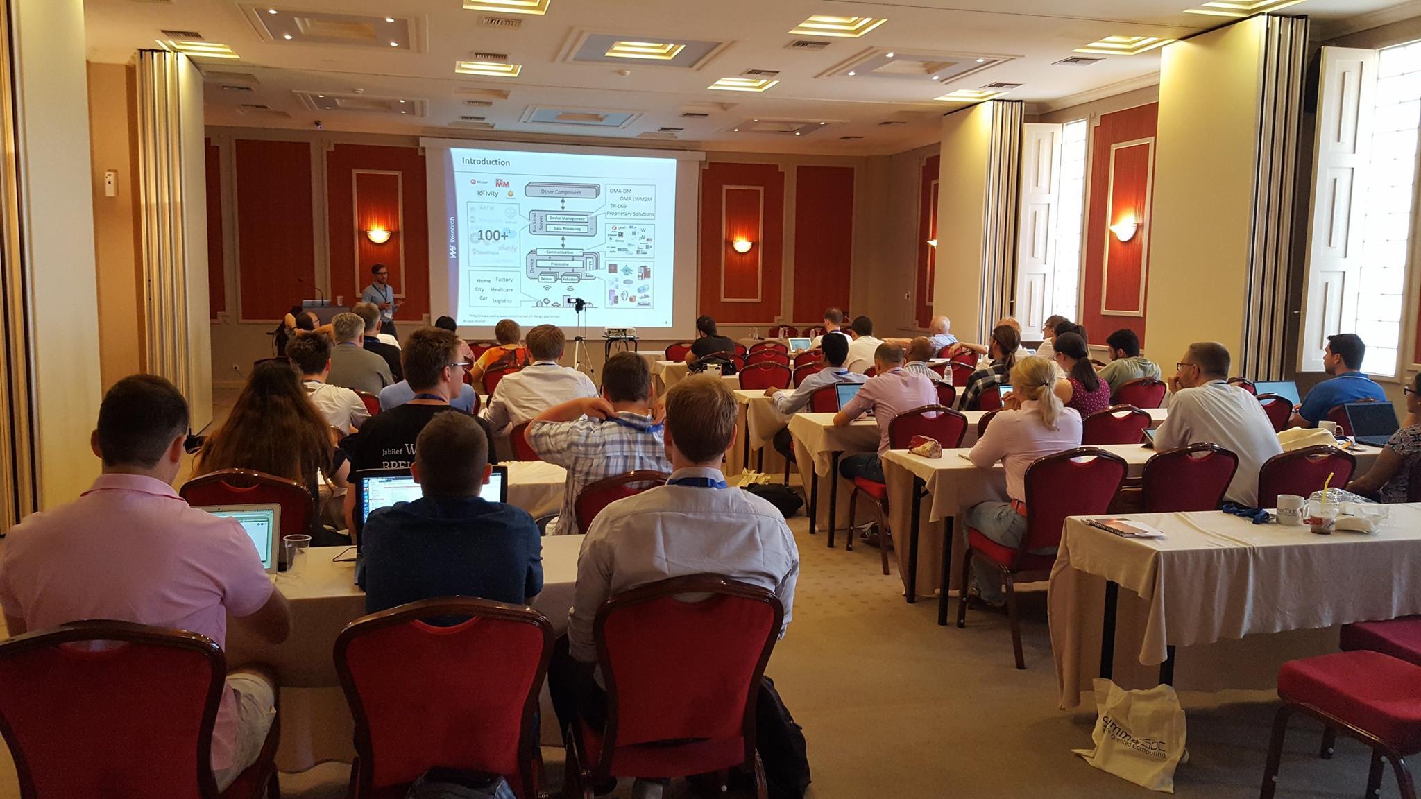 Symposium und SummerSoc 2017: Eine erfolgreiche Woche in Kreta geht zu Ende