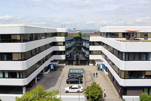 dibuco Office ab sofort im ROCK Business Center in Leinfelden-Echterdingen