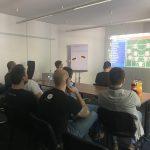 dibuco-Team schaut gemeinsam Fußball-WM: Deutschland – Südkorea
